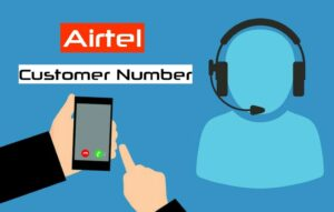 Airtel customer care mobile number